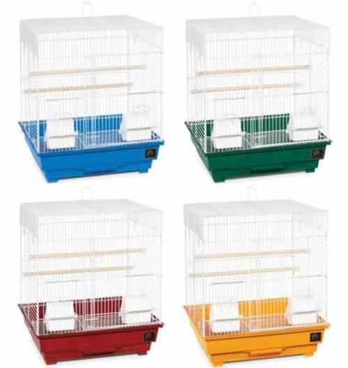 Prevue Cockatiel Economy Cage Kit, 16x14x22
