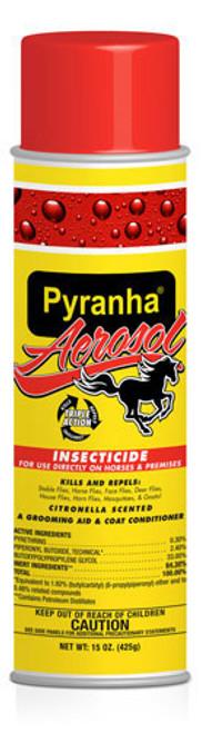 Pyranha Insecticide Aerosol Spray, 15 Ounce