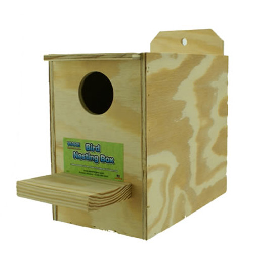 Regular Love Bird Nest Box