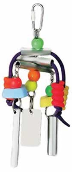Summer Breeze Chime Time Bird Toy