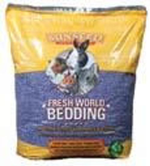 SunSeed Fresh World Bedding 2130 Cubic Inch, Purple
