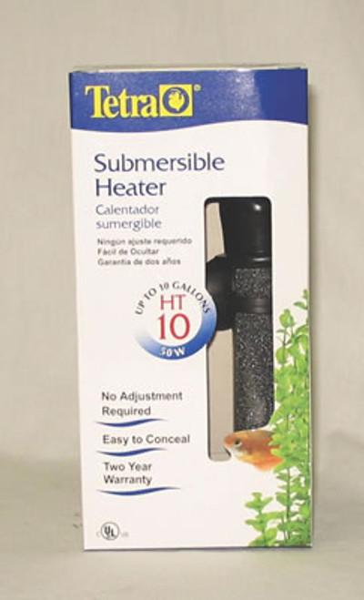 Tetra Submersible Heater HT10, 10 Gal.
