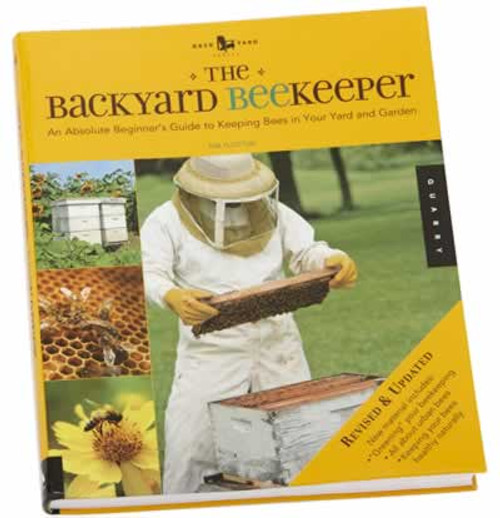 The Backyard Beekeeper Guide Book