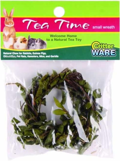 Ware Tea Time Tea Wreath Small Animal Chew
