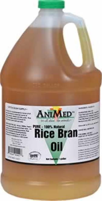 AniMed Rice Bran Oil Gallon