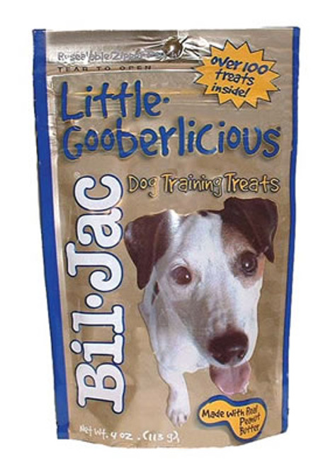 Bil-Jac Little Gooberlicious Treats For Dogs