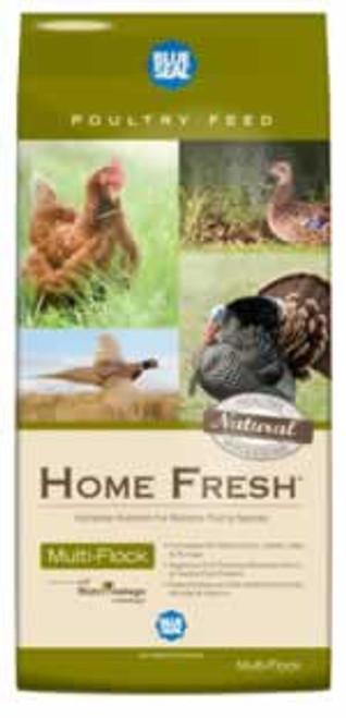 Blue Seal Home Fresh Multi-Flock Game Breeder Pellets 50 Pounds