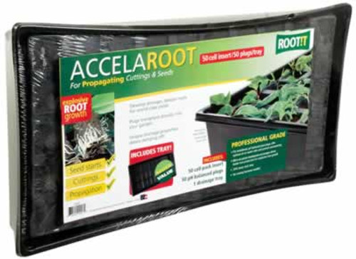 Hydrofarm Root!t Accelaroot 50 Cell Tray