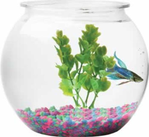 Plastic Fish Bowl 1.5 Gallon