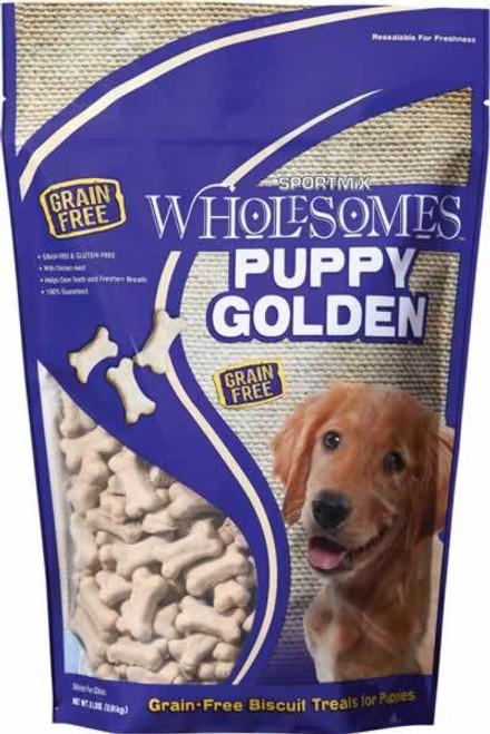 SportMix Golden Puppy Biscuits