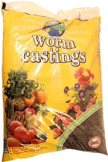 Wormganics Worm Castings