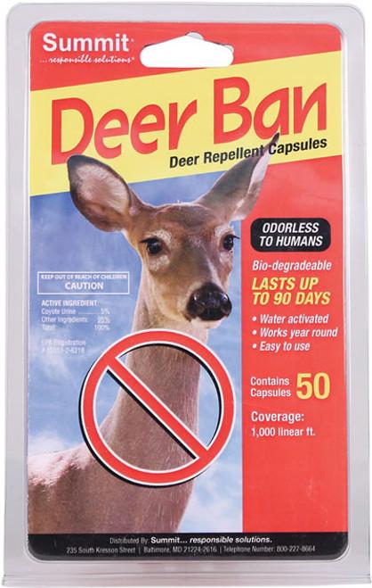 Deer Ban Repellent Caps