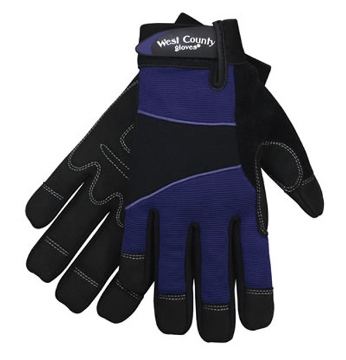 West Country Women's Work Gloves Berry