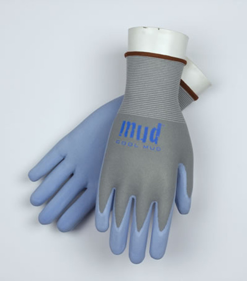 Cool Mud Gloves Glacier Blue