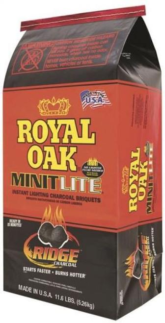 Royal Minitlite Charcoal Briquette 11.6 lb bag