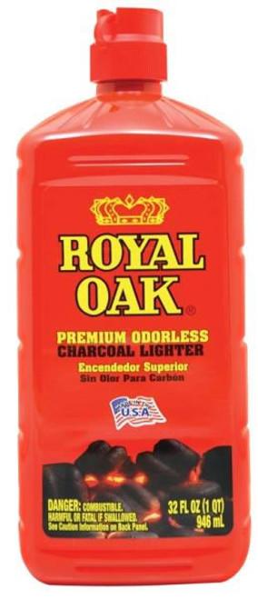 Royal Oak Charcoal Lighter Fluid Quart