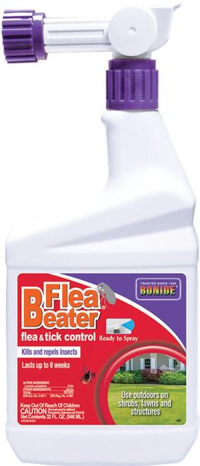 Flea Beater Flea and Tick Control Ready to Spray Quart