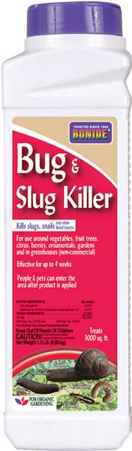 Bonide Bug and Slug Bait 1.5 pounds