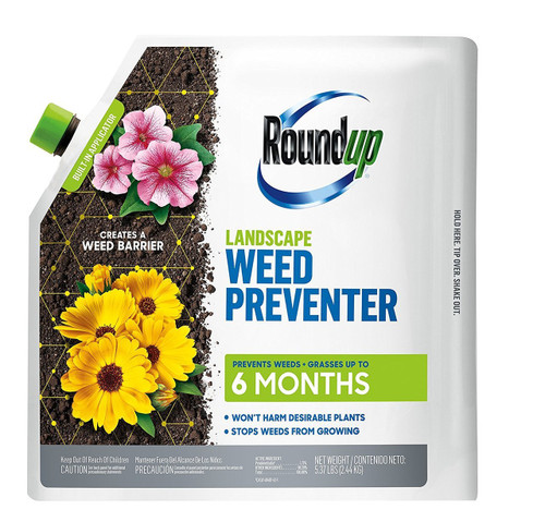 RM43 Total Vegetation Control Plus Weed Preventer 43