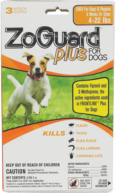 ZoGuard Plus Flea Control for Dogs