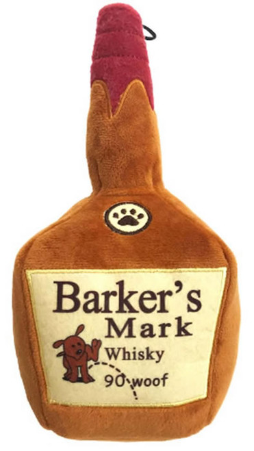 Lulubelles Power Plush Dog Toy Small Barkers Mark