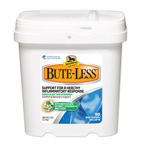 WF Young Bute-Less Pellets, 5lb tub, 80 day supply