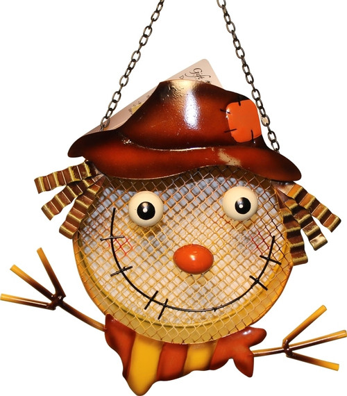 Songbird Essentials Scarecrow Mesh Bird Feeder