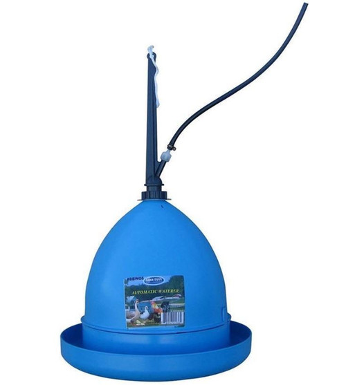 Farm Tuff Automatic Hanging Poultry Fountain 5 Gallon