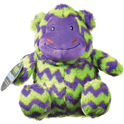 Hero Chuckles Monkey Plush Dog Toy