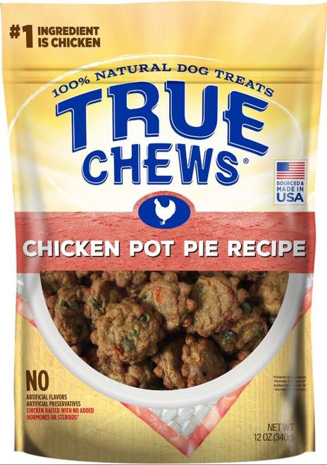 Tyson True Chews Premium Chicken Pot Pie Recipe Dog Treats 12oz Bag