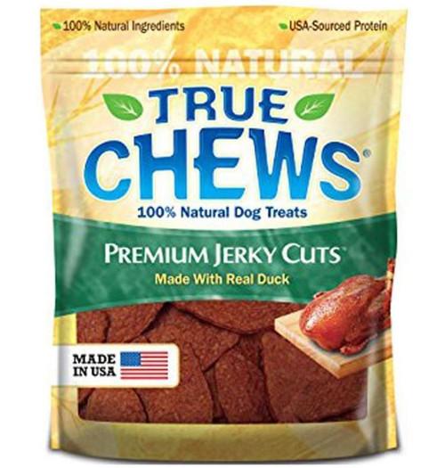 True Chews Premium Duck Jerky Cuts Dog Treats