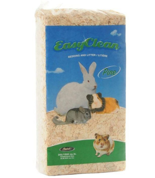 Pestell Easy Clean Small Animal Pine Pet Bedding