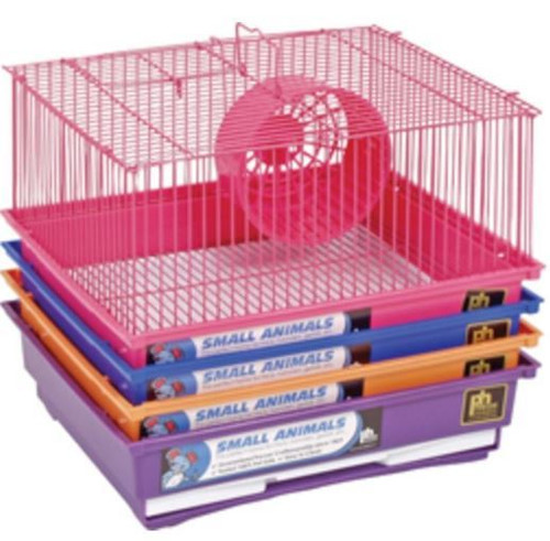 Prevue Pet Products Hendryx 1 Story Basic Hamster & Gerbil Cage