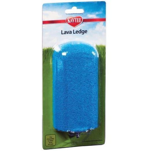 """Kaytee Lava Ledge Small Animal 5.8"""" Toy"""