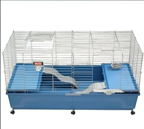 Kaytee Rabbit Home Plus Small Pet Habitat Cage
