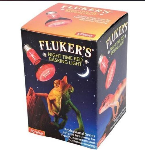 Fluker's Professional Series Night Time Red Basking Spotlight Bulb