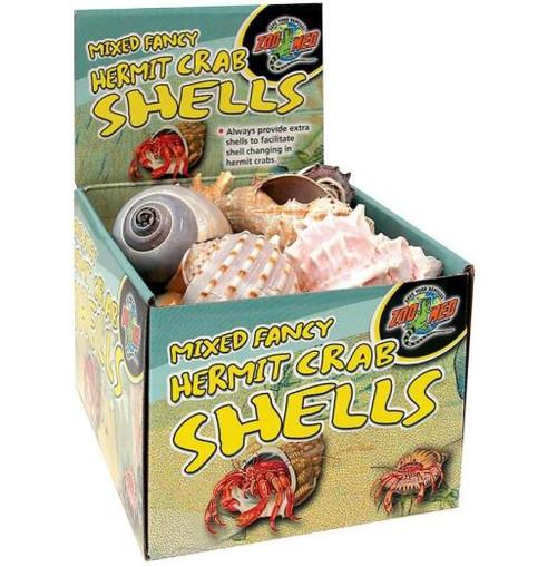 Zoo Med Hermit Crab Fancy Shells