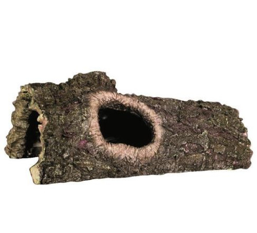 Zilla Bark Blends Medium Habitat Décor Reptile Hideout