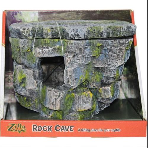 Zilla Décor Vertical Rock Cave
