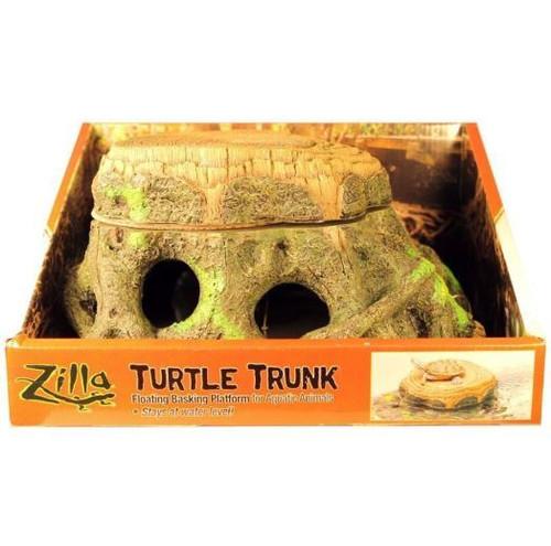 Zilla Floating Basking Turtle Trunk Platform