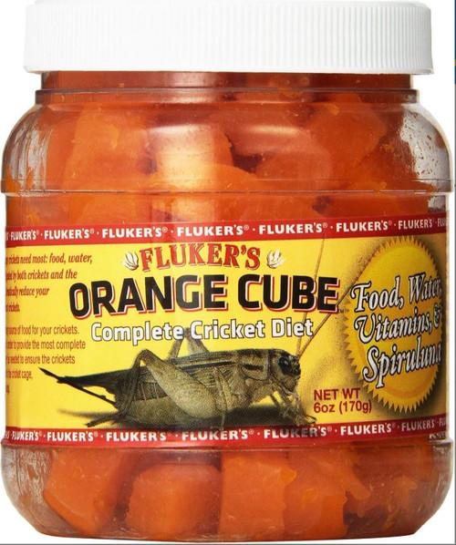 Fluker's Orange Cube-Complete Cricket Diet