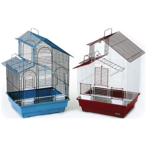Prevue Pet Products House Style Parakeet Cage