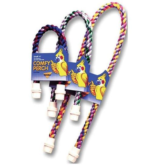 Booda Comfy Perch Small Cable Perch For Birds