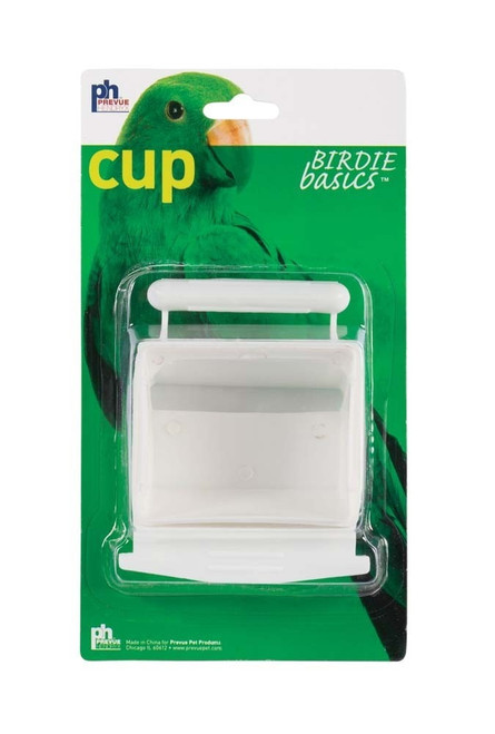 Prevue Pet Products Bird Basics Hooded Cup With Perch