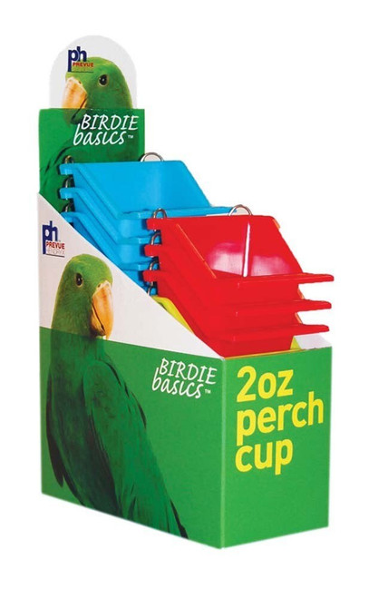 Prevue Pet Products Bird Perch Cups