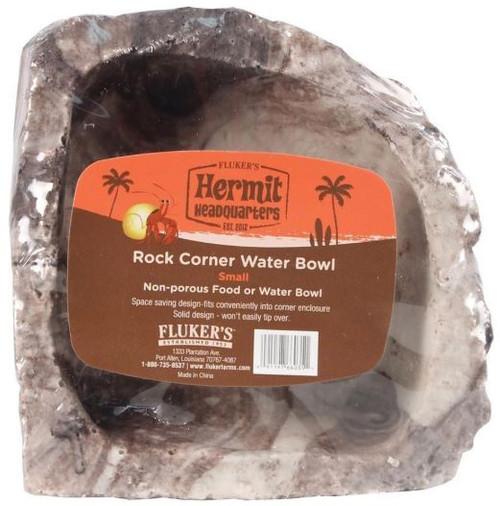 Fluker's Hermit Headquarters Hermit Crab Corner Small Bowl