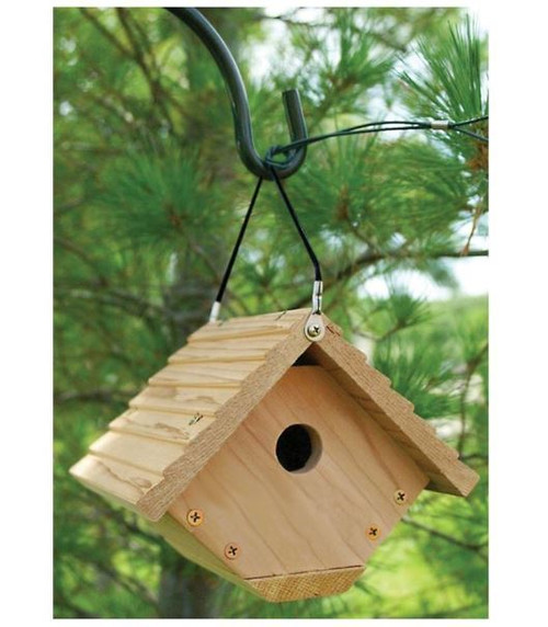 Audubon Traditional Wren House