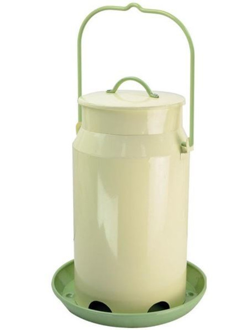 Perky Pet Milk Pail Hopper Feeder