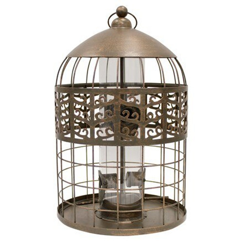 Heath Grand Palace Squirrel Proof Bird Feeder