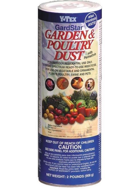 Gardstar Garden & Poultry Dust 2Lbs